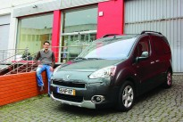 Sofrapa faz coffee-break no Peugeot Partner Tepee