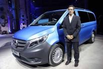 No novo Vito a Mercedes-Benz valorizou a Vida