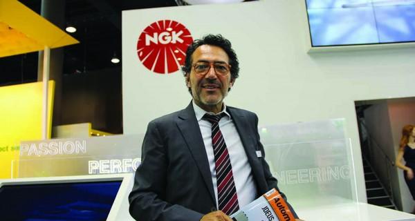 NGK: controlo na ignição e no investimento