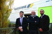 Glassdrive – precisão de milímetros para quilómetros de segurança.