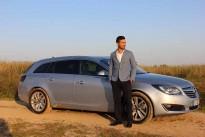 Opel Insignia Sports Tourer mesmo à séria