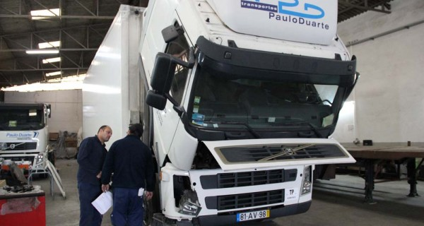 Eurotax com veículos comerciais pesados
