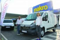 Citroen e Makro – comprar, carregar e levar