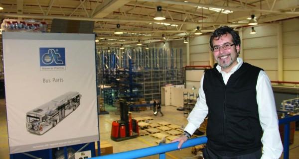 Diesel Technic – melhoria nos processos de logística