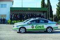 Novo Passat na GNR. Segurança reforçada e frota renovada.