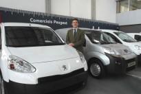 Gamobar com espaço Peugeot Professional