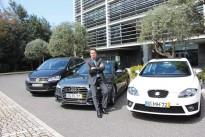 Volkswagen Financial Services com renting para frotas