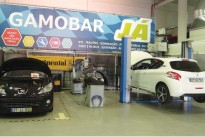 Gamobar Peugeot aumenta oferta de serviços
