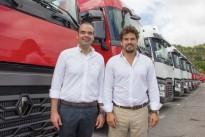 Renault Trucks e Galius promovem eco condução