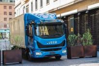 As cidades crescem e os camiões evoluem