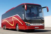 DT Spare Parts para autocarros da Mercedes-Benz e Setra