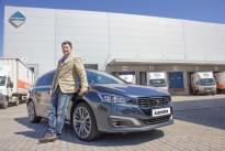 Peugeot 508 SW – relações de confiança com as empresas