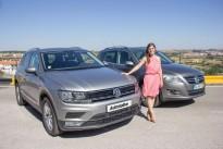 Volkswagen Tiguan com acesso direto às frotas