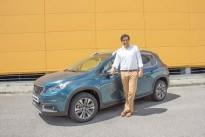Peugeot 2008  – vantagens financeiras para as empresas