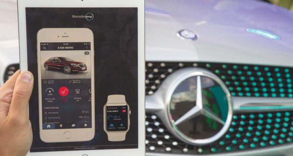 Mercedes-Benz possibilita maior conectividade com o cliente