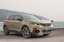 Peugeot 5008 – um novo SUV para as empresas