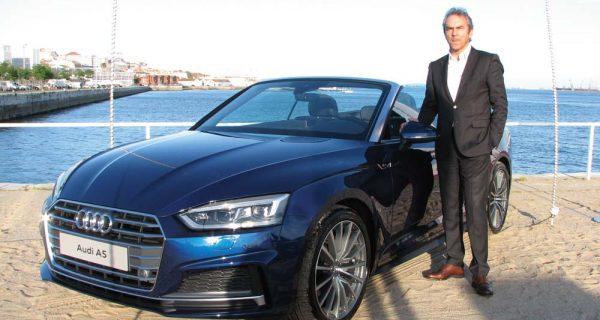 Audi A5 Cabriolet – para refrescar as mentes depois do trabalho