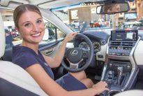 Lexus  – discreta mas elegante