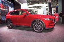 Mazda com ambições renovadas no CX-5
