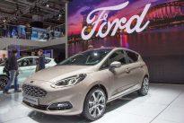 Novo modelo Fiesta