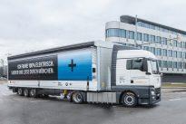 BMW com camiões elétricos da MAN?!