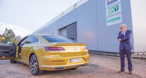 VW Arteon –  A arte e o automóvel em versão CEO