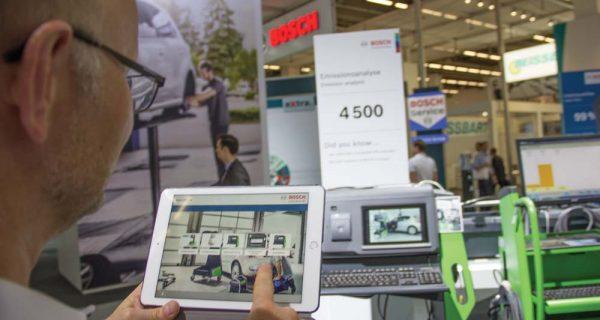 Bosch ESI(tronic) – agora online