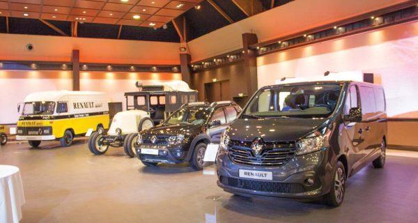Renault – no ADN dos veículos comerciais ligeiros