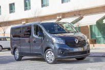 Renault SpaceClass – Transportar o cliente empresarial