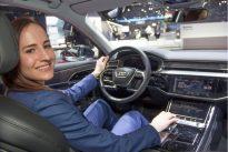 Audi implementa a digitalização física
