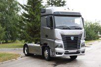 KAMAZ – colosso russo vai entrar no transporte de longo curso Europeu