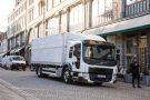 Volvo Trucks- subir na distribuição com cabine baixa