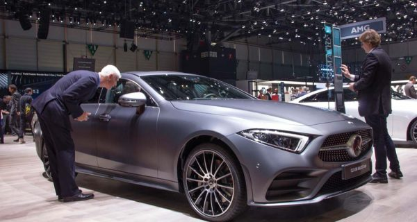 Mercedes-Benz com novidades para todas as classes