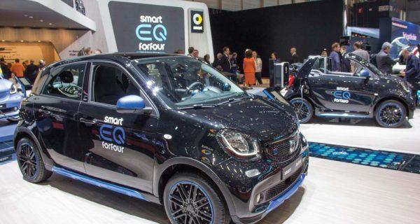 Smart inaugura nova marca da Mercedes