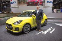 Suzuki Ibérica – preparar o terreno para as frotas