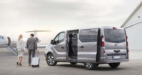 Opel Vívaro Tourer – viajar em classe executiva