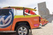 VW Amarok equipa ISN para segurança das praias