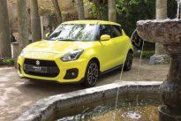 Suzuki Swift Sport – um refresco para as frotas