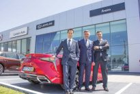 Lexus em expansão chega agora a Aveiro