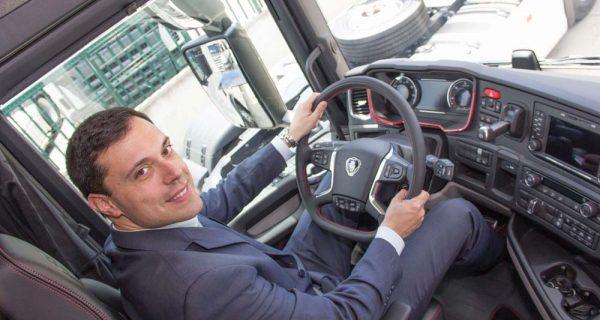 Scania Portugal – uma nova geração de camiões e de profissionais