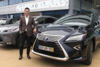 Lexus Portugal celebra 20 anos