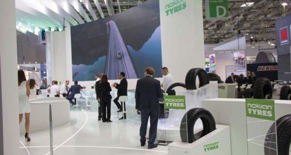 Nokian Tyres – 120 anos e um novo centro