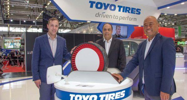 Toyo Tires – mais tecnologia e performance