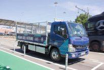 Mitsubishi eCanter – de Portugal para todo o mundo
