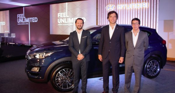 Hyundai Tucson – SUV europeu para as empresas