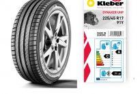 Kleber DYNAXER UHP – novo pneu já se encontra disponível na NEX