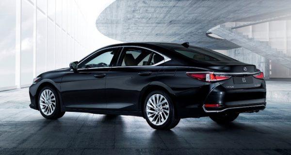 Lexus – salão de Paris terá estreia do sedan de luxo ES