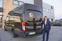 UPS – do furgão ao avião, para todo o mundo