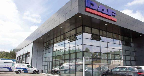 GSVI Leiria – nova sede com mais espaço ao cliente DAF