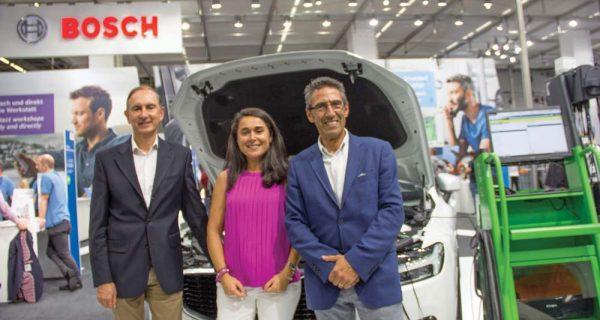 Bosch mais conectada com a realidade
